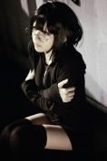Yui as Anri Sonohara (Durarara)